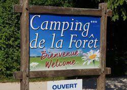 CAMPING DE LA FORET