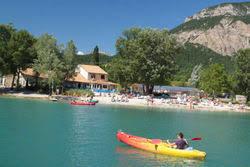 sarl camping lac bleu