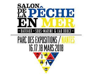 Salon de la pêche de NANTES 1,2,3 mars 2019