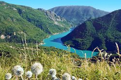 Lac de Chaudanne